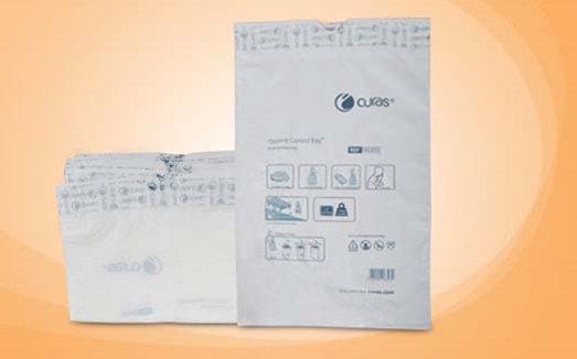 Curas Hygiene Control Bag