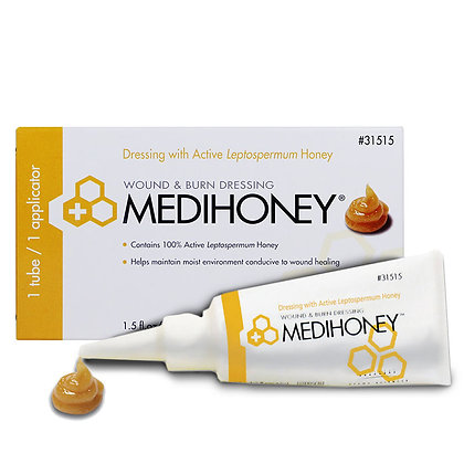 Derma Sciences Medihoney Paste