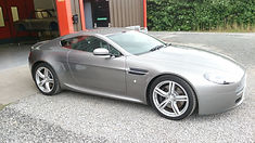 Durham Car Restoration - Aston Martin Vantage