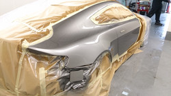 Durham Restoration - Aston Martin