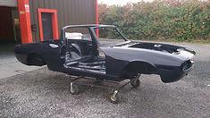 Durham Car Restoration Triumph Stag