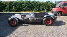 Durham Car Restoration - Jaguar Cougar