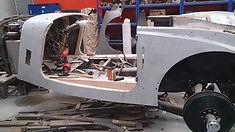 Durham Car Restoration - Lagonda LG45