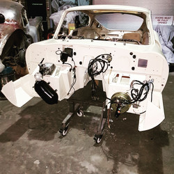 Jaguar E Type Rebuild
