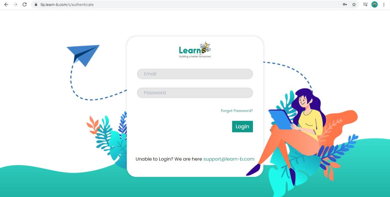 Learn-b Learning Portal (LLP)