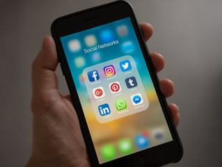 We have social media!