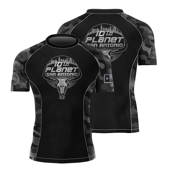 10PSA Summer Tactical Short Sleeve Rashguard
