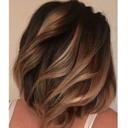 When your girl's hair selfie is poppin, we must share. _xsalenne _Deceased over this fall-ayage (O.D