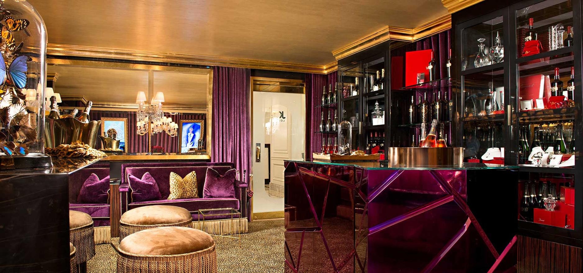 JCB Tasting Lounge - Ritz Carlton
