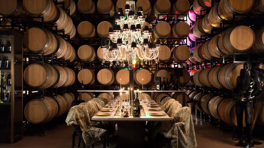 JCB Winery at DeLoach Vineyards