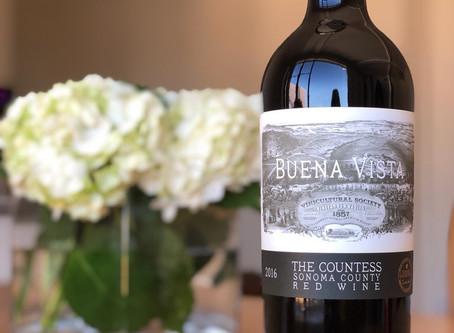 The Countess of Buena Vista