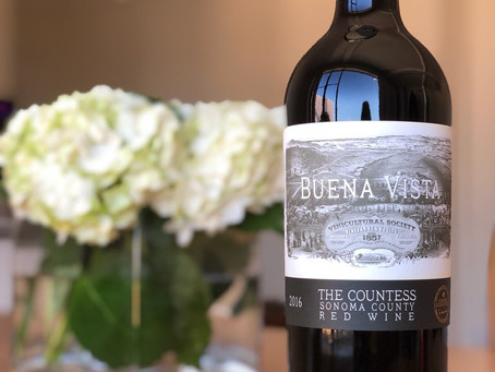 The Countess of Buena Vista