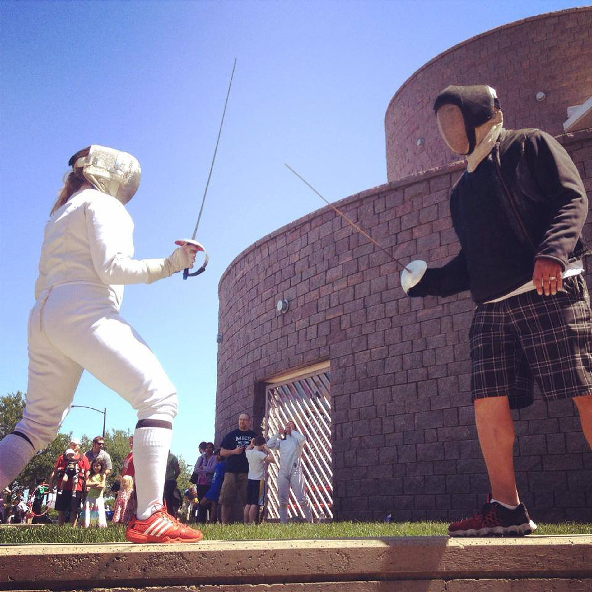 Queen City Fencing Charlotte Nc