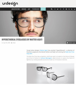Urdesign | Hyperethereal
