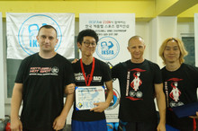 제 1회 IKSFA & ZION 코리아 케틀벨 스포츠 챔피언쉽