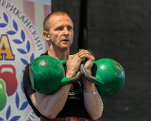 2016년 제5회 IKSFA 케틀벨 스포츠 코치 국제 세미나