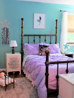 Mermaid Girl Bedroom