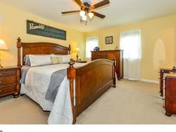 Red Fox Master Bedroom