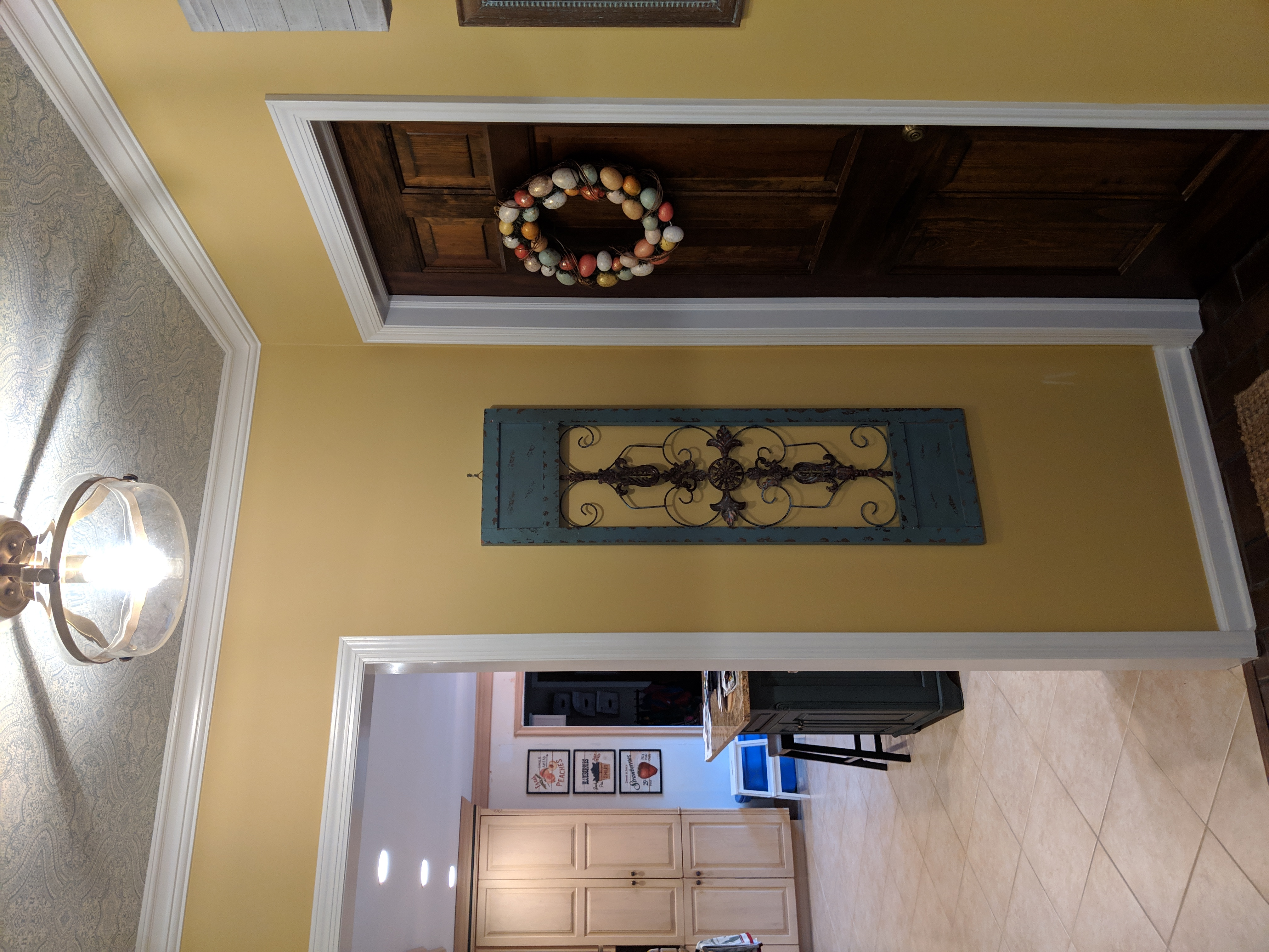 Honeyman Foyer