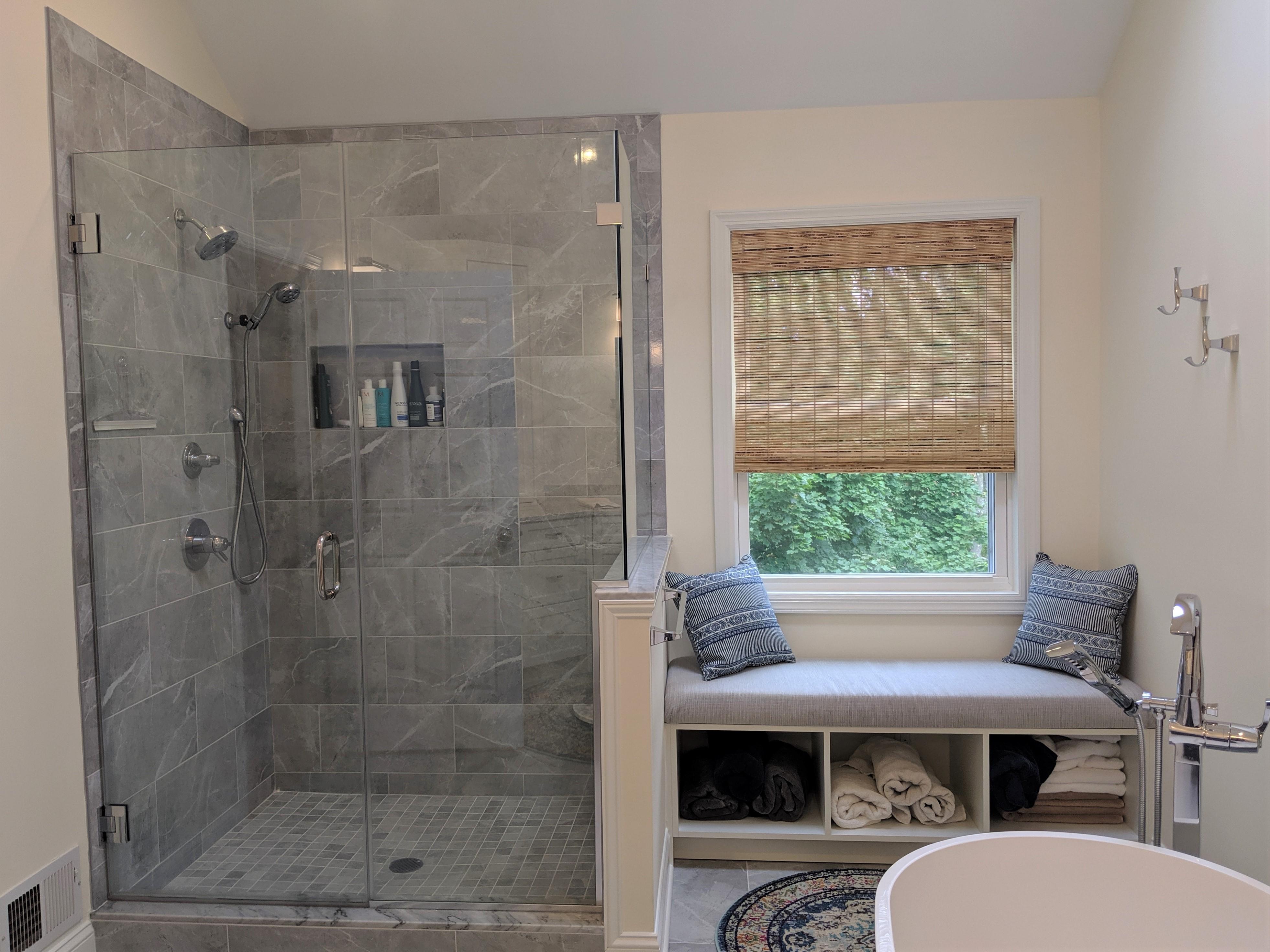 Davis Farm Master Bathroom