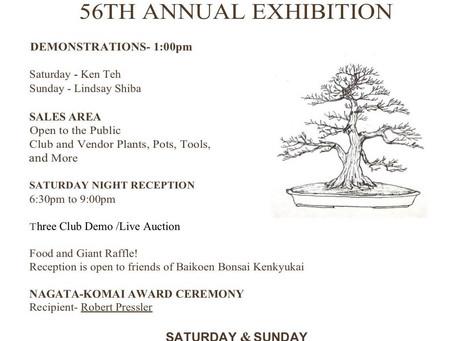 Winter Silhouettes: 56th Annual Exhibition