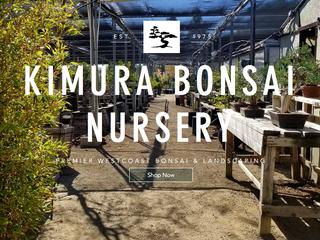 Kimura Bonsai New Digital Site