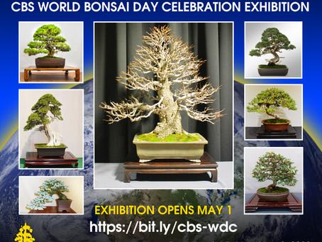 CBS World Bonsai Day Exhibit 2020