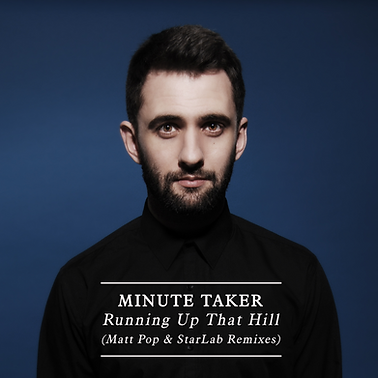 COVER - Minute Taker - Running Up That H