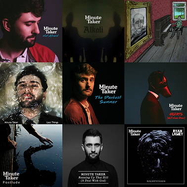 Complete digital discography - albums EP