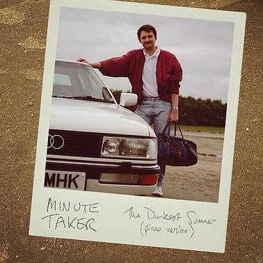 The Darkest Summer (piano cover) artwork