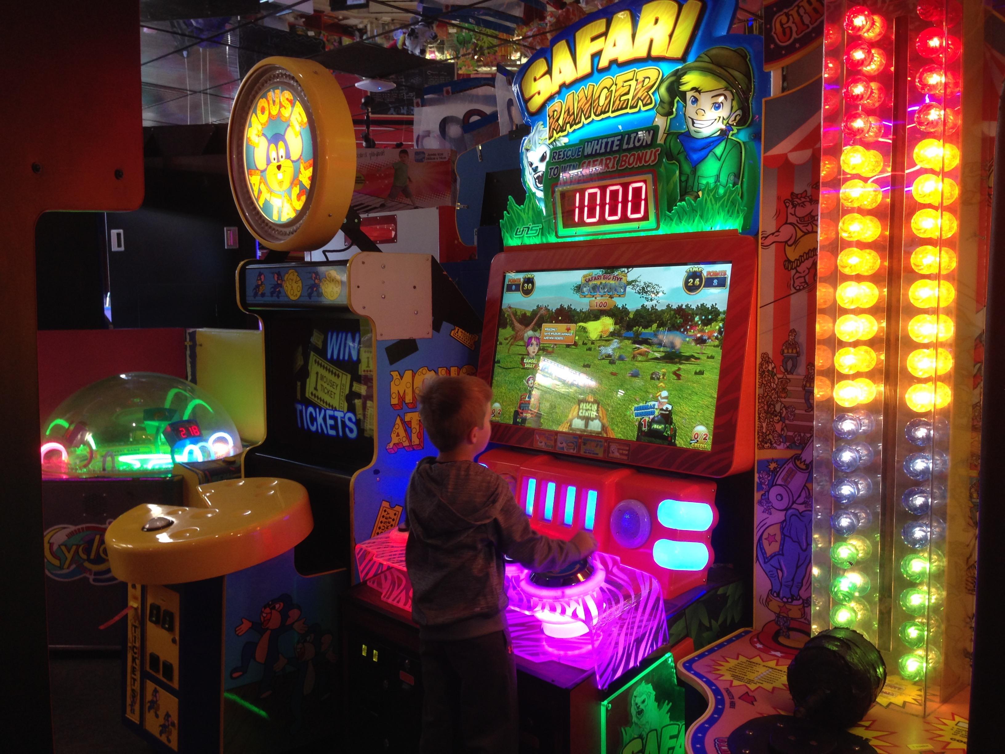 FNG Gamez safari