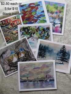 notecard samples