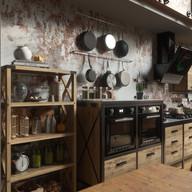 Revolution 2 kitchen