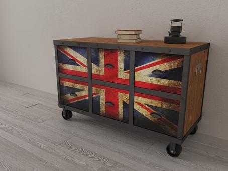 Union Jack. Продолжение коллекции