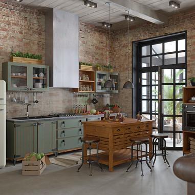 Hildesheim kitchen