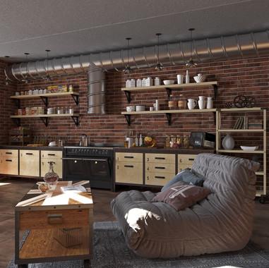 Revolution kitchen