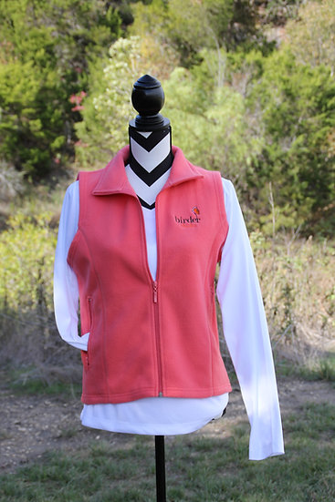 Wright Vest in Coral