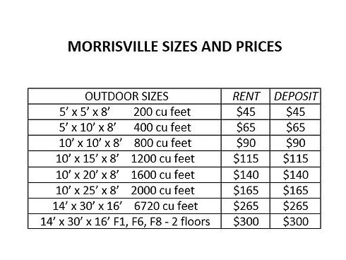 Morrisville Prices.JPG