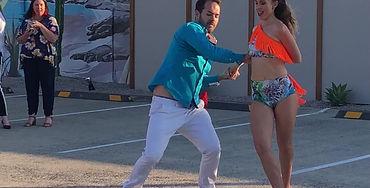 Suhaze Cubano Latin dancers