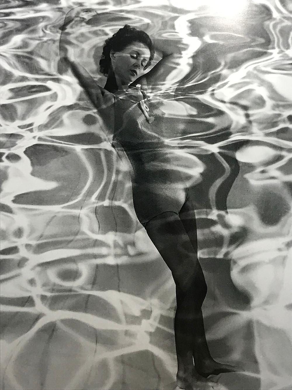 Bagnante (1931-1936, fotoimpressione) Dora Maar