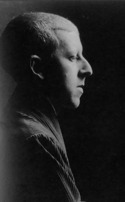 Claude Cahun, autoritratto 1928, Paris Centre Pompidou
