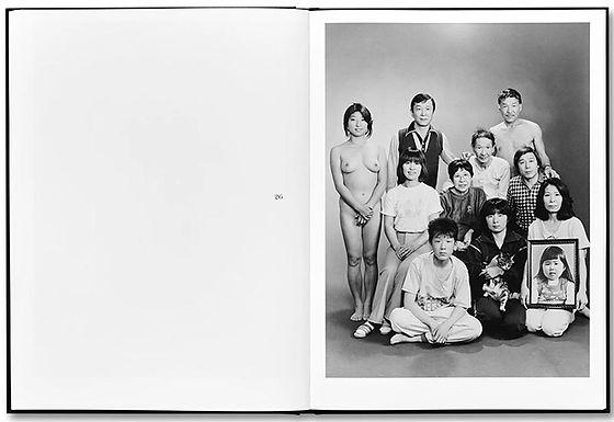 FAMILY, un libro di Masahisa Fukase