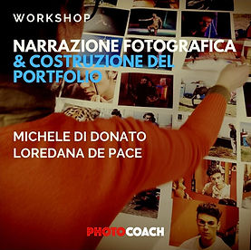 Narrazione Fotografica & Costruzione del Portfolio