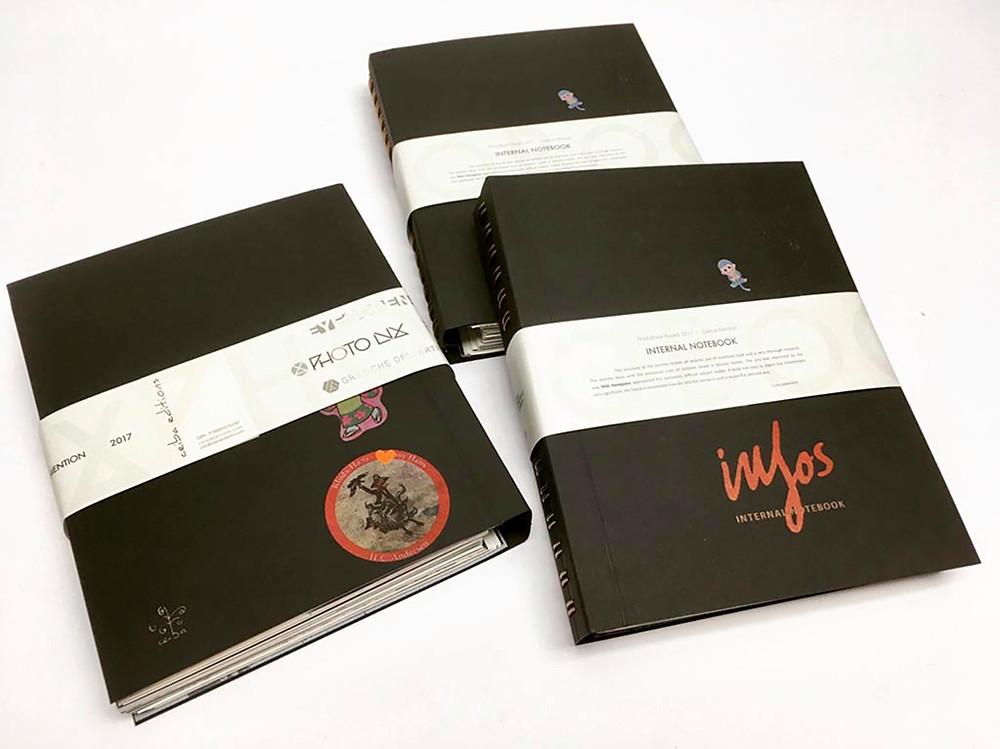 Internal Notebook – di Miki Hasegawa, edizioni Ceiba