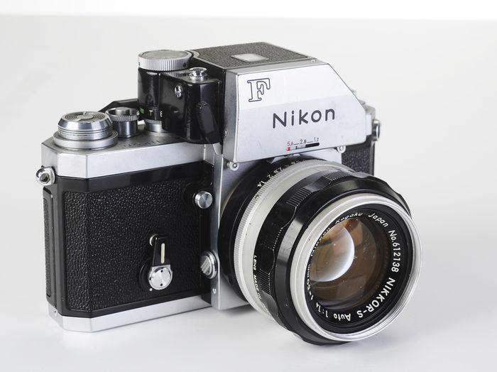 Nikon F Photomich