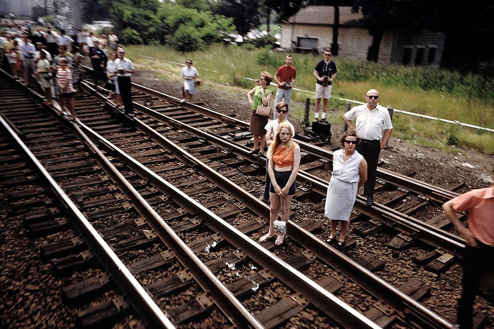 Paul Fusco RFK Funeral Train libro