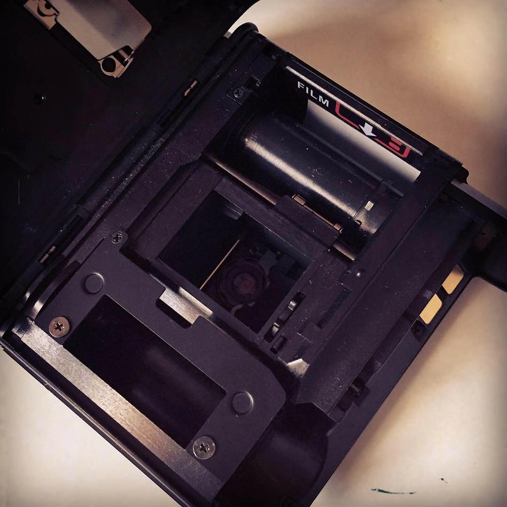 Half frame camera mezzo formato macchina fotografica