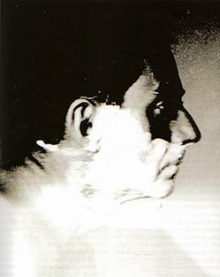 Lee Miller, Man Ray con la schiuma da barba
