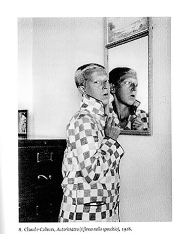Claude Cahun, Autoritratto allo specchio, 1928, Jersey Heritage Collections