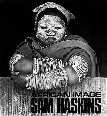 AFRICAN IMAGE un libro di Sam Haskins